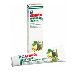 Gehwol Fusskraft Leg Vitality - Оживляющий бальзам, 125 мл