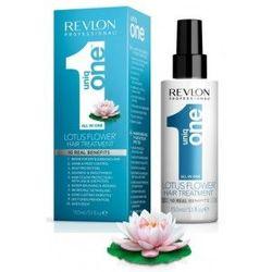Uniq One All In One Lotus Hair Treatment - Несмываемая спрей-маска, 150 мл