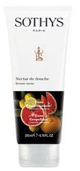 "Shower nectar - Тонизирующий крем-гель для душа ""Грейпфрут–Юзу"", 200 мл"