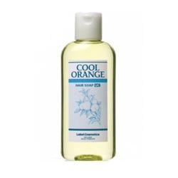 Lebel Cool Orange Hair Soap Ultra Cool - Шампунь для волос «Ультра Холодный Апельсин», 200 мл