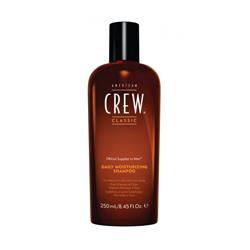 American Crew Daily Moisturizing Shampoo - Шампунь для ежедневного ухода за нормальными и сухими волосами, 250 мл