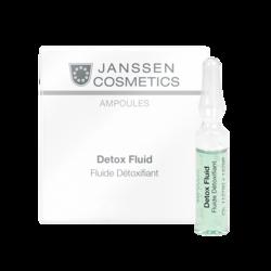 Janssen 1929M Detox Fluid - Детокс-сыворотка в ампулах, 3 x 2 мл