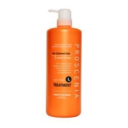 Lebel Proscenia Treatment L - Маска для окрашенных и химически завитых волос, 980 мл