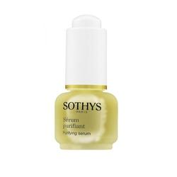 Sothys Purifying Serum Oily Skin - Сыворотка очищающая себорегулирующая, 30 мл