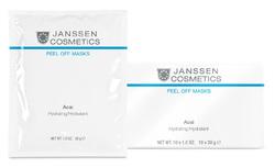 Janssen 8388P Acai Hydrating - Альгинатная anti-age маска с ягодами асаи, 10 x 30 г