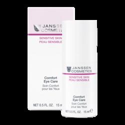 Janssen 2060 Comfort Eye Care - Крем для  чувствительной кожи  вокруг глаз, 15 мл