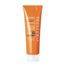 Lebel Proscenia Treatment M - Маска для окрашенных волос и волос после химического выпрямления, 240 мл