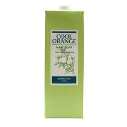 Lebel Cool Orange Hair Soap Cool - Шампунь для волос «Холодный Апельсин», 1600 мл