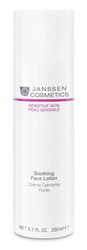 Janssen 2210P Sensitive Skin Soothing Face Lotion - Успокаивающая смягчающая эмульсия, 150 мл
