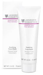 Janssen 2240 Sensitive Skin Soothing Face Mask - Успокаивающая смягчающая маска «Скорая помощь», 75 мл