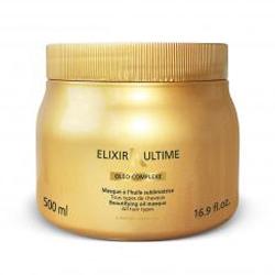 Kerastase Elixir Ultime Beautifying Oil Masque - Маска Эликсир Ультим, 500 мл