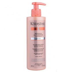 Discipline Protocole Hair Discipline Soin № 2 - Уход - реконструкция волос с про-кератином для стойкого эффекта, 400 мл