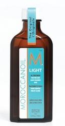 Moroccanoil Light Treatment For Blond or Fine Hair - Масло восстанавливающее для тонких светлых волос, 200 мл