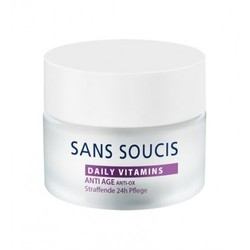 Daily Vitamins Anti-Age Antiox firming 24-h Care - Витаминизирующий антиоксидантный подтягивающий крем для 24 часового ухода, 50 мл.