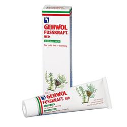 Gehwol Fusskraft Red Normal Skin - Красный бальзам для нормальной кожи, 125 мл