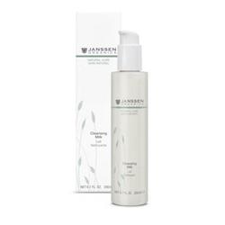 Janssen 900 Organics Cleansing Milk - Нежное молочко для деликатного очищения кожи, 200 мл
