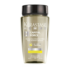 Kerastase Homme Capital Force Daily Treatment Shampoo Vita-Energising Effect - Энергетический шампунь, 250 мл