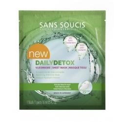 "Sans Soucis Daily DETOX - Маска -лифтинг ""Детокс"""