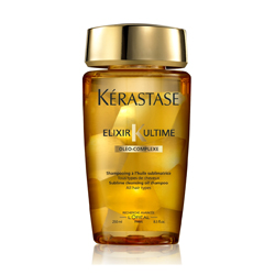 Elixir Ultime Sublime Cleansing Oil Shampoo - Шампунь-ванна Эликсир Ультим, 250 мл