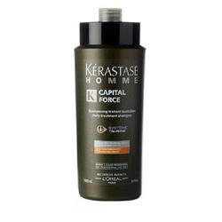 Homme Capital Force Shampooing Densifying Effect - Шампунь для уплотнения волос, 1000 мл