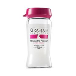 Fusio-Dose Concentre Pixelist - Средство для придания блеска окрашенным волосам, 10*12 мл