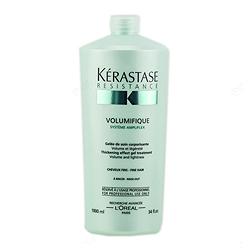 Gelee Volumifique - Уплотняющий уход-желе для тонких волос, 1000 мл