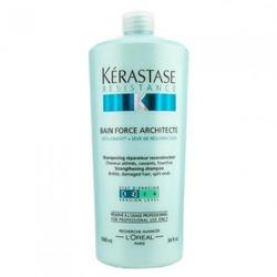 Resistance Bain Force Architecte - Шампунь-ванна укрепляющий для сильно поврежденных волос, 1000 мл