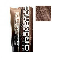 Redken Chromatics Beyond Cover - Краска для волос без аммиака Хроматикс 6.32/6Gi золотой/мерцающий, 60 мл