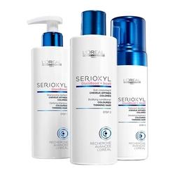 L'Oreal Professionnel Serioxyl Kit Color Hair - Набор для окрашенных волос, 250x250x125 мл