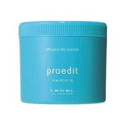 Lebel Proedit Hairskin Splash Relaxing - Крем для волос «Свежесть», 360 гр