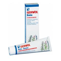 Gehwol Balm Dry Rough Skin - Тонизирующий бальзам «Авокадо» для сухой кожи, 125 мл