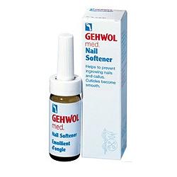 Gehwol Med Nail Softener - Смягчающая жидкость для ногтей, 15 мл