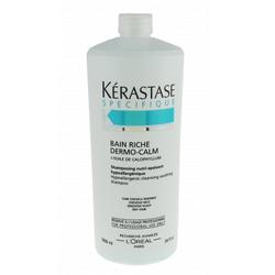 Sensidote Dermo-Calm - Шампунь-ванна для чувствительной кожи головы и сухих волос, 1000 мл