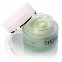 Eldan Idrapure Oil Free Moisturizer - Очищающий крем для проблемной кожи, 50 мл