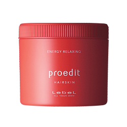 Lebel Proedit Hairskin Energy Relaxing - Крем для волос «Энергия», 360 гр