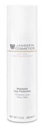 Janssen 3310P Fair Skin Melafadin Day Protection - Осветляющий дневной крем (SPF 20), 200 мл