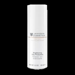 Janssen 3311P Brightening Day Protection - Осветляющий дневной крем SPF 20, 100 мл