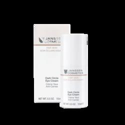 Janssen 3360 Dark Circle Eye Cream - Универсальный увлажняющий крем  для глаз от темных кругов, отеков и морщин, 15 мл