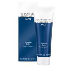 Janssen M-610 Man Soothing Balm - Cмягчающий успокаивающий крем-бальзам, 50 мл