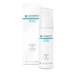 Janssen 561 Dry Skin Eye Zone Gel - Гель от морщин для кожи вокруг глаз, 30 мл
