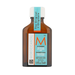 Moroccanoil Light Treatment for blond or fine hair - Масло восстанавливающее для тонких светлых волос 25 мл