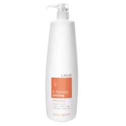 Lakme K.Therapy Peeling Shampoo dandruff dry hair - Шампунь против перхоти для сухих волос 1000 мл