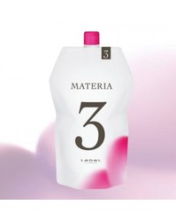Lebel New Materia Oxy 3 % - Оксидант для красителей Materia, 1000 мл