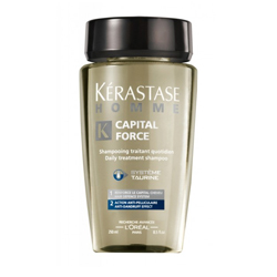 Kerastase Homme Capital Force Shampooing Anti-Dandruff Effect - Шампунь от перхоти, 250 мл
