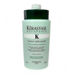 Resistance Ciment Anti-Usure -Укрепляющее средство для ослабленных волос и посечённых кончиков, 750 мл