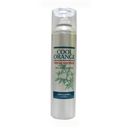 Lebel Cool Orange Fresh Shower - Освежитель для волос и кожи головы «Холодный Апельсин», 225 мл