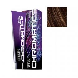 Redken Chromatics - Краска для волос без аммиака Хроматикс 4.3/4G золотистый, 60 мл