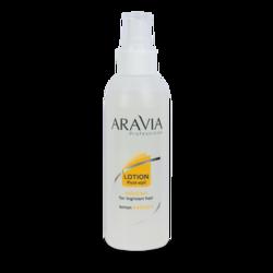 Aravia Professional - Лосьон против вросших волос с экстрактом лимона, 150 мл