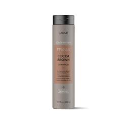 Lakme Teknia Refresh Cocoa Brown Shampoo - Шампунь для обновления цвета коричневых оттенков волос, 300 мл