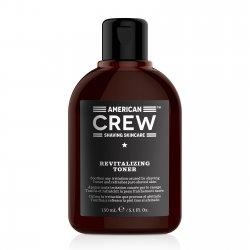 American Crew Skin Care Revitalizing Toner - Восстанавливающий лосьон после бритья, 150 мл